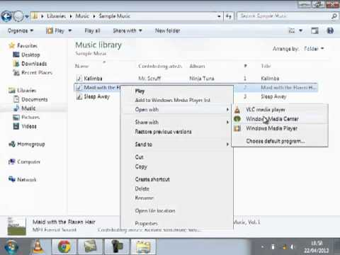 How To Change Your Default Media Player On Windows 7/8/10