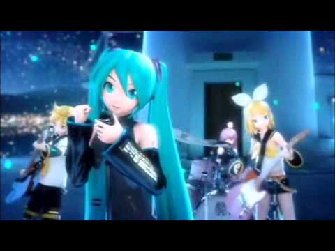 Vocaloid Project Diva OP 2 Legendado