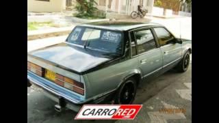 Chevrolet celebrity 1982 - barranquilla