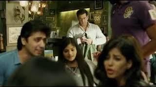 Action  ka baap  sallu #salman bhai  in the  movie  kick s