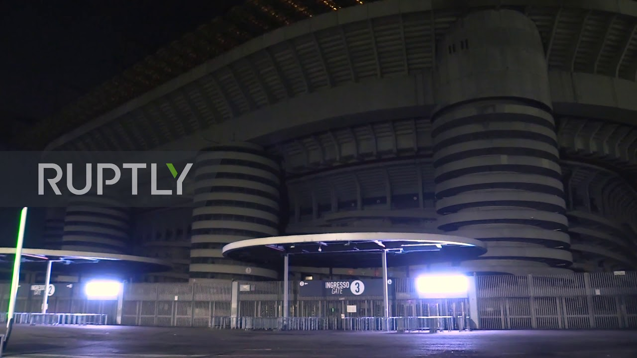 Italy: Serie A matches cancelled amid coronavirus outbreak - RUPTLY