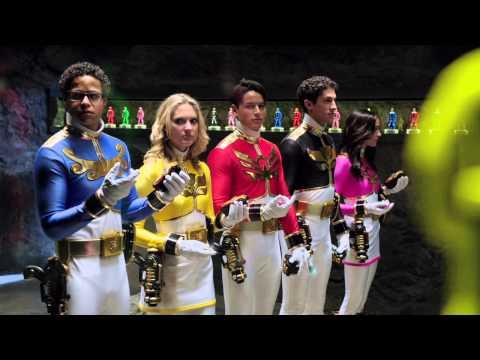 Power Rangers Super Megaforce EXCLUSIVE: Legendary Mode