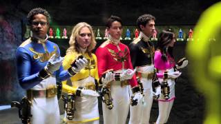 Power Rangers Super Megaforce EXCLUSIVE: Legendary Mode