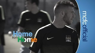 Manchester City: HOME FROM HOME | Jack Byrne Documentary