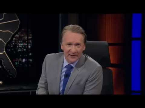 Bill Maher on Australians and why Americans need vacations