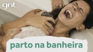 Parto na banheira: conexão com o bebê | Partos Emocionantes | Boas Vindas