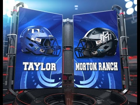 Morton Ranch vs Katy Taylor: Full Game 10/31/2015