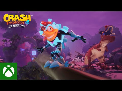 Crash Bandicoot™ 4: It's About Time – Demo Trailer