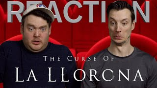 The Curse of La Llorona - Official Trailer Reaction/Review/Rating