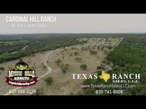 Cardinal Hill Ranch | Kerr County, Texas