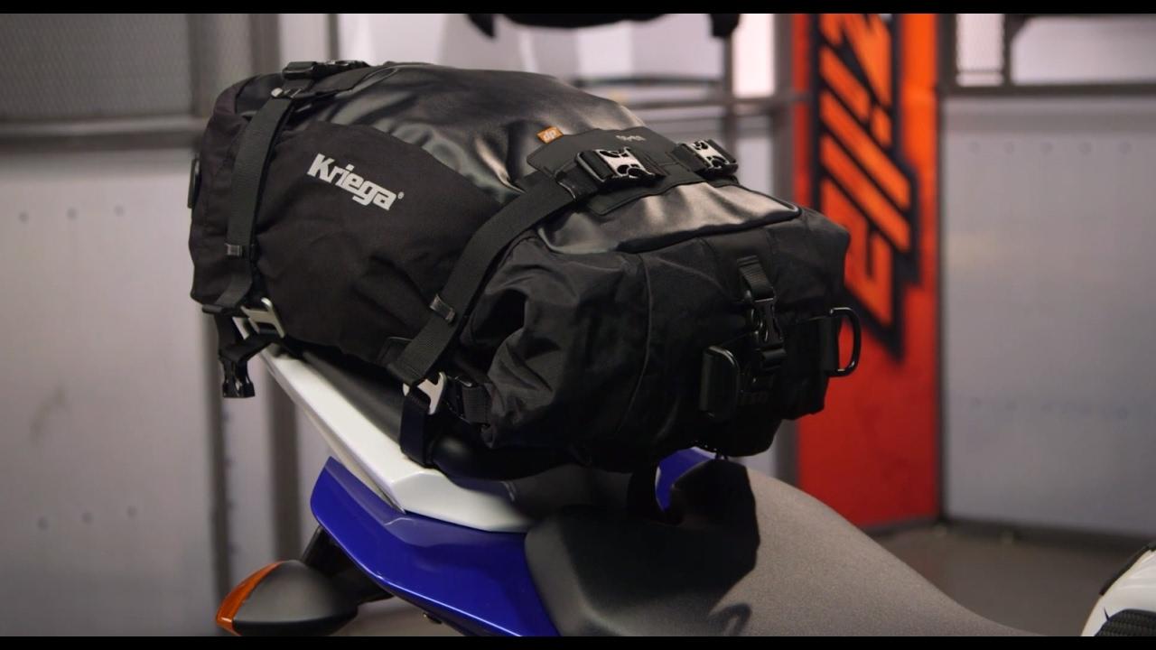 Kriega US-30 Drypack Review at RevZilla.com - YouTube a78dbbc4e2f5b