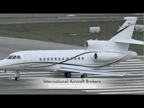 Falcon 900EX for Charter - International Aircraft Brokers