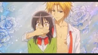 Клип:Мисаки и Усуи ^Имя любимое мое^