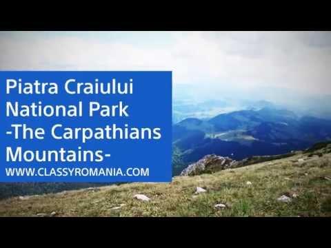 Hiking in Piatra Craiului National Park-The Carpathian Mountains, Transylvania