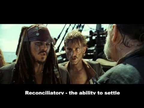 Header of reconciliatory