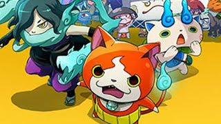 Yo-kai Watch Medal Wars - Part 1 | FREE Mobile App! (Android & IOS)