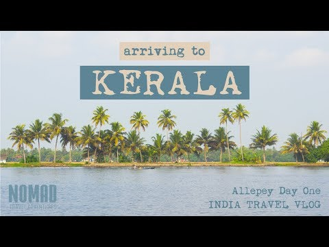Travel To Kerala Vlog | Alleppey Best Beach | India Travel Vlog 2019
