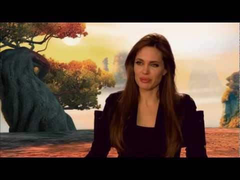 Angelina Jolie 'Kung Fu Panda 2' Interview