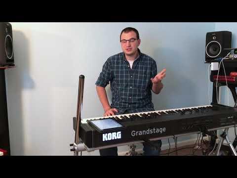 Korg Grandstage Review (extended)