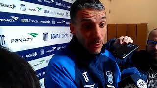 Juan Pablo Vojvoda, DT de Talleres no confirma aún el 11 titular para jugar con Boca