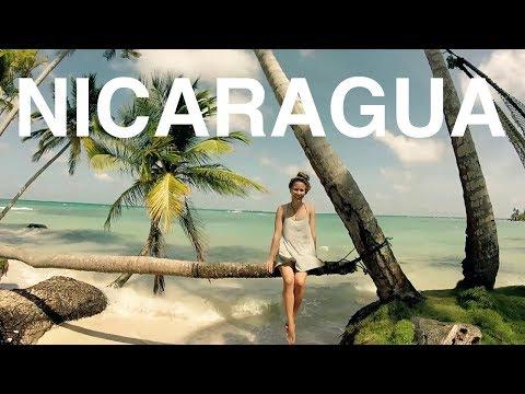 NICARAGUA - Corn Island, Isla Ometepe - Travel Video