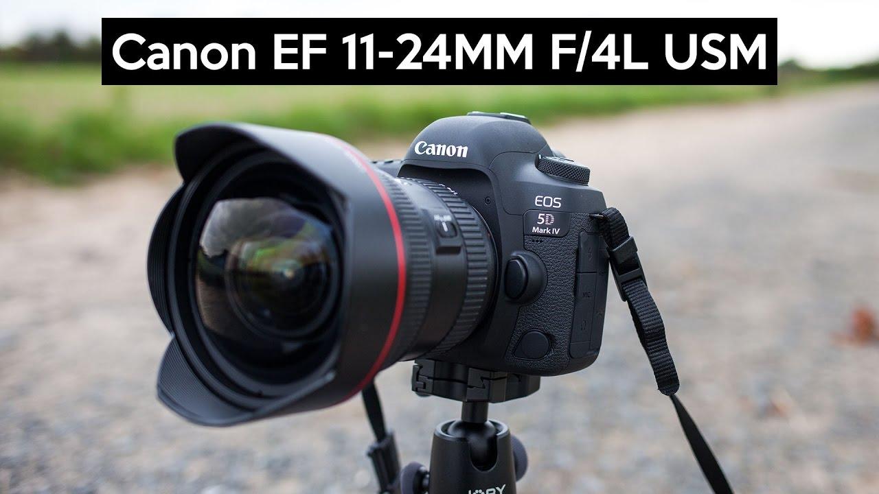 Canon EF 11-24mm F4L USM Review Deutsch | das ULTRA Weitwinkel ...