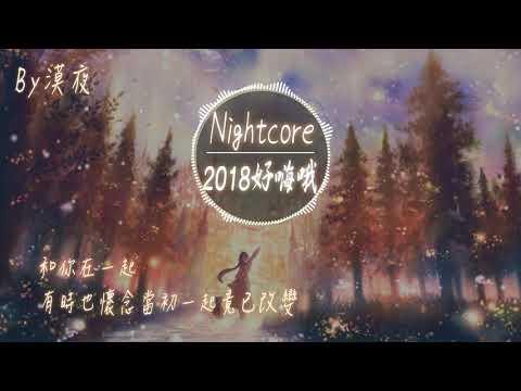 【Nightcore】-2018好嗨哦  ♪2018那些你聽過的抖音神曲串燒♪#光年之外 追光者 東西 答案 目不轉睛 浪子回頭 浪人琵琶 紙短情長 學貓叫 可不可以 病變 剛好遇見你 空空如也 ……