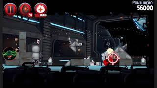Angry Birds Star Wars 2 - 🔴Invasão de Naboo🔴🔴Lado Negro dos Porcos🔴🔴Parte 1🔴