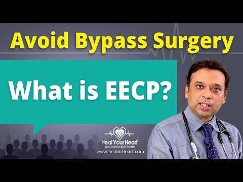 what is vaso meditech eecp treatment
