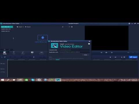 How To Remove The Watermark For WonderShare Video Editor EASY WAY And FREE 2019
