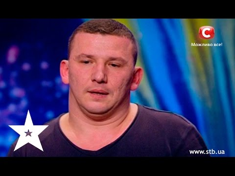 """The surgeon rocks the stage with powerful """"Too much love will kill you"""" cover Ukraine's got talent"""
