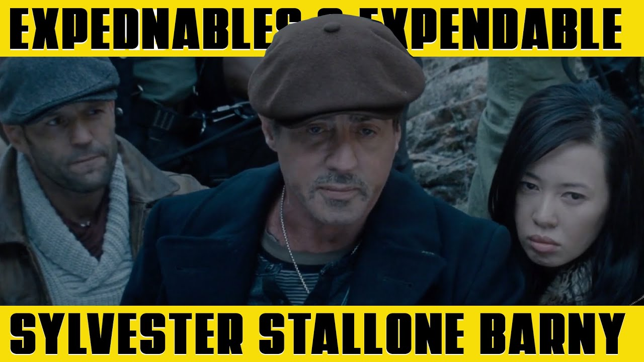 SYLVESTER STALLONE Flyby   THE EXPENDABLES 2 (2012)