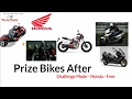Tourist Trophy Prize Bikes After Challenge Mode - Honda - Free