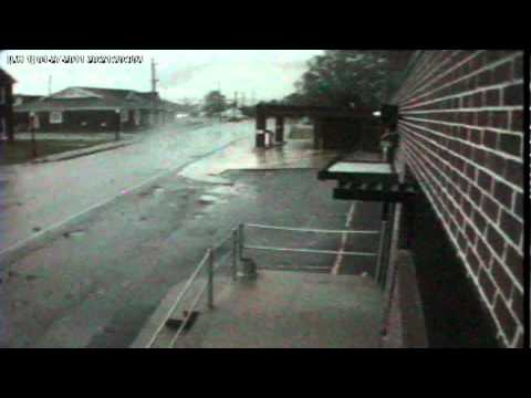 Surveillance Cam Video of Ringgold Tornado on April 27th, 2011