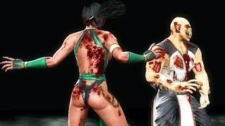 Mortal Kombat 9: História do Baraka
