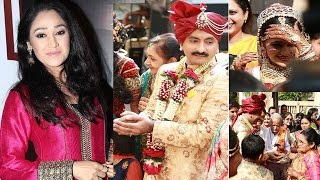 Disha Vakani aka Dayaben Marriage Ceremony - Full Video | Taarak Mehta Ka Ooltah Chashma Actress
