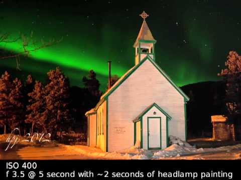 Northern Lights: How to photograph the Aurora Borealis