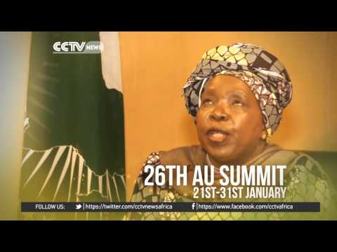 Talk Africa: 2016 - The year for human rights, with a particular focus on women.