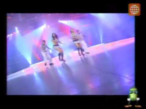Alessandra Zignago Y Melissa Loza baile de introducción 3