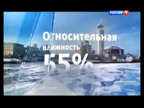 """""""Вести Москва"""". Прогноз погоды. Весна. Март 2015 г."""
