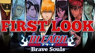Bleach Brave Souls : First Impressions