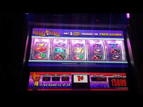 Win @ Hollywood Casino Toledo, OH first 5 mins