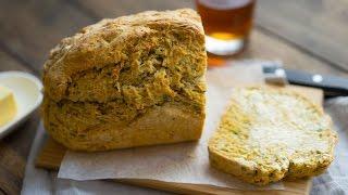 Быстрый хлеб на пиве