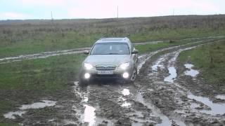 Subaru Legacy Outback 2008
