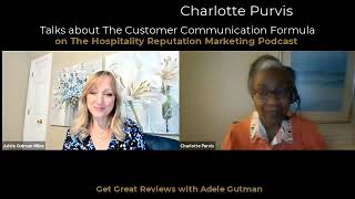 Charlotte Purvis talks about the Customer Communication Formula