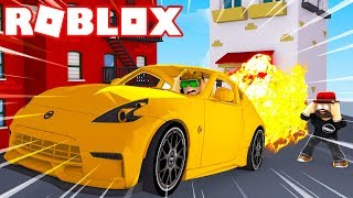RACING WITH MY FRIENDS in ROBLOX VEHICLE SIMULATOR | DRAG RACES | CAR STUNTS