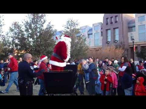 Photos With Santa At Merry Main Street Frisco