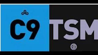 C9 vs. TSM - Highlights Game 2 - NA LCS Regional Qualifier - Cloud9 vs. TSM (2018)