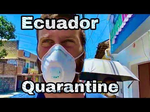 Quarantine In Quito Ecuador - Week 1