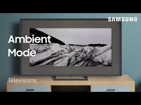 What is Ambient Mode and how to use it? | Samsung Support